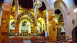 Cathédrale Notre-Dame de Bonsecours, Alep, Syrie