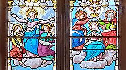 Assomption et couronnement de Marie