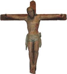 Christ à Saint-François, Louvain-la-Neuve