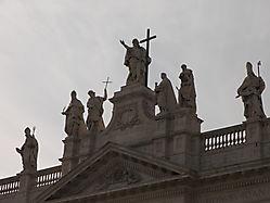 fronton de St-Jean de Latran
