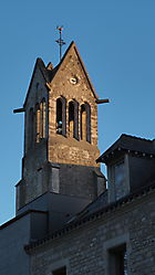 Igny, clocher