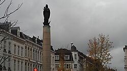 Maastricht, Vierge du Wilhelminasingel