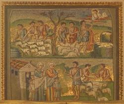 mosaïque de Sainte-Marie Majeure