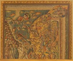 mosaïque de Sainte-Marie Majeure, Exode