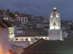 Quito, la Merced