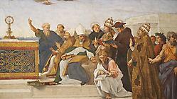 Rome, Raphaël, l'Église