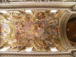 Saint Ignace, Rome