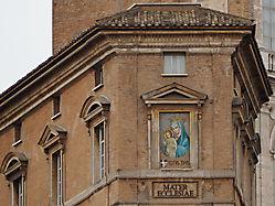 Totus Tuus, appartements pontificaux