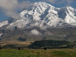 à la conquête du Chimborazo