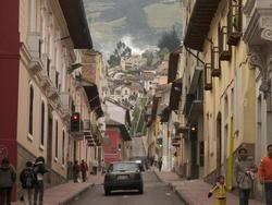 rue de Quito (Équateur)